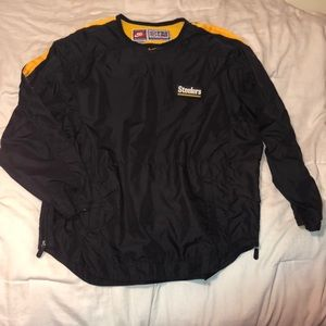 Retro Nike Pittsburgh Steelers Pullover